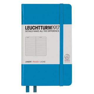 Pocket Dotted Notebook - Azure