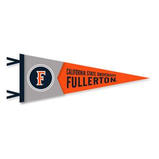 "Cal State Fullerton Pennant - 13"" x 31.25"""