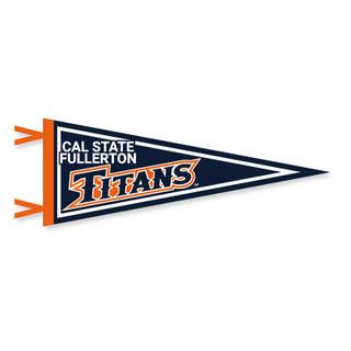 """CSUF Titans Pennant - 9.75"""" x 23"""""""