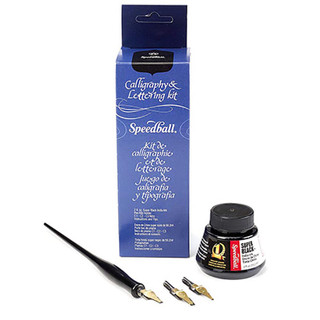 Calligraphy and Lettering Kit