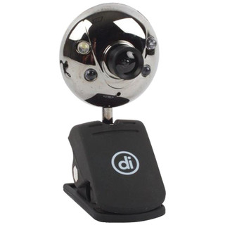 Micro Innovations Chatcam WebCam - Black