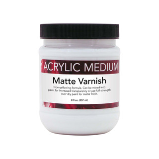 Acrylic Medium Matte Varnish