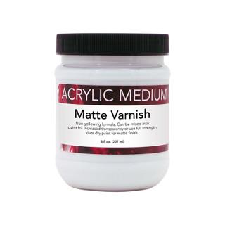 Acrylic Medium Matte Varnish