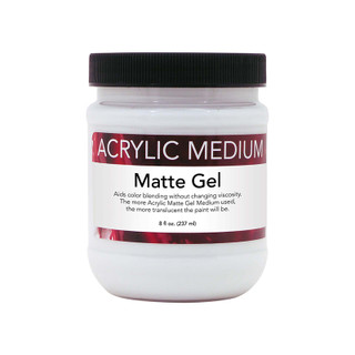 Acrylic Medium Matte Gel