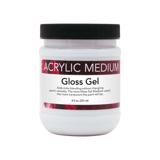 Acrylic Medium Gloss Gel