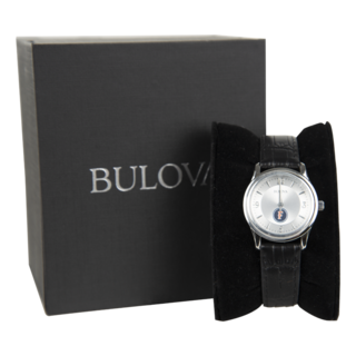 Bulova Women's Leather Strap Watch