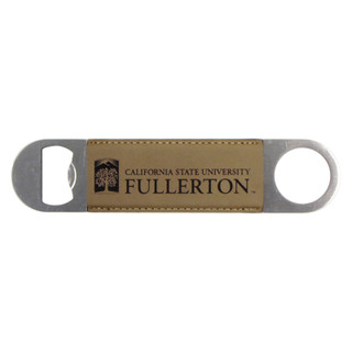 CSUF Bottle Opener - Taupe