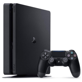 PS4 Slim - 1TB - Jet Black