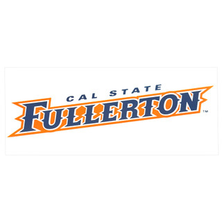 Fullerton Athletic Decal