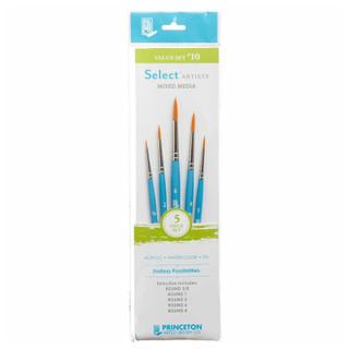 Select Artiste Mixed Media Paint Brush - Value Set #10