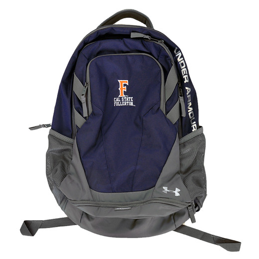 Under Armour 'F' Backpack - Navy