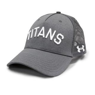 Titans Twist Snapback - Gray