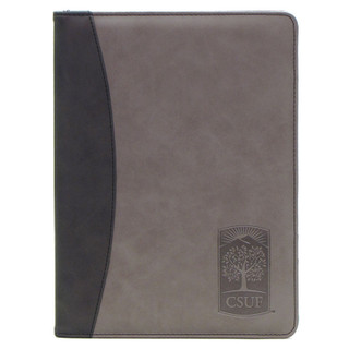 CSUF Seal Professional Leather Port