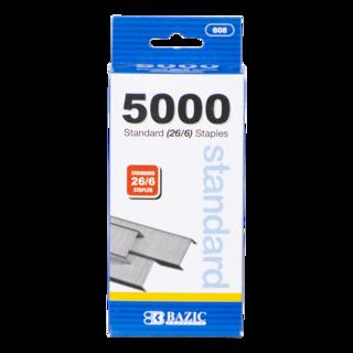Bazic 5000 Staples