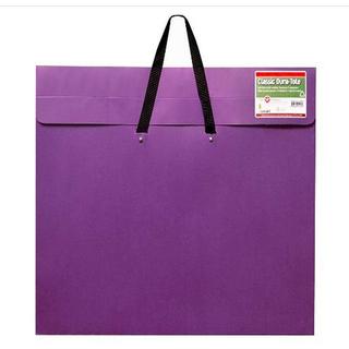 Classic Dura Tote Artist Portfolio - Purple