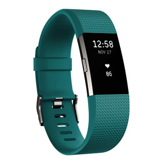 Fitbit Charge 2 - Teal - Large