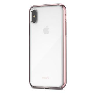 Moshi Vitros Phone Case - iPhone X - Pink