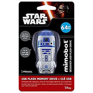 R2D2 64GB Flash Drive