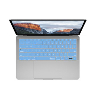 KB Covers - Blue MacBook Pro no Touch Bar