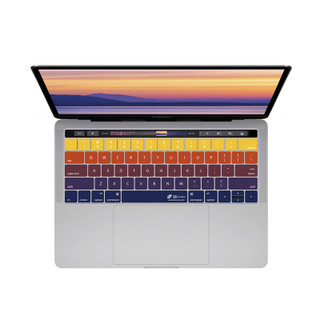 KB Cover Sunset - MacBook Pro w/Touch Bar