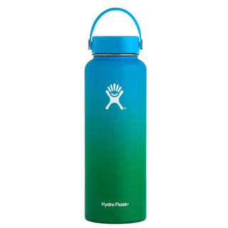 40 oz Ombre Wide Mouth Hydro Flask - Timberline