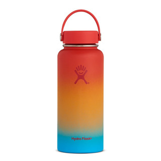 32 oz Wide Mouth Hydro Flask - Mai Tai