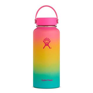 32 oz Wide Mouth Hydro Flask - Hawaiian Rainbow