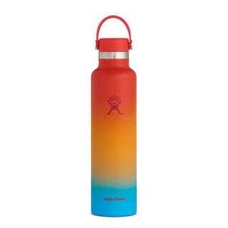 24 oz Standard Mouth Hydro Flask - Mai Tai