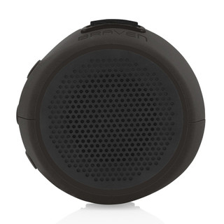 BRAVEN 105 Portable Bluetooth Speaker - Black