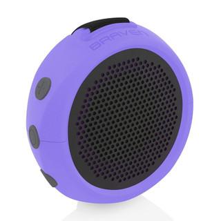 BRAVEN 105 Portable Bluetooth Speaker - Periwinkle