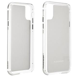 Glassbak iPhone X 360 Case - Silver