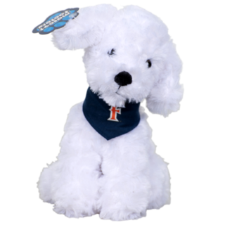 Mascot Factory Bichon Mighty Tykes