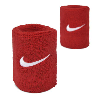 Red Swoosh Wristband