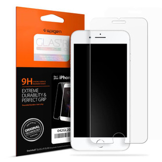 Spigen iPhone 7/8 Tempered Glass Screen Protector