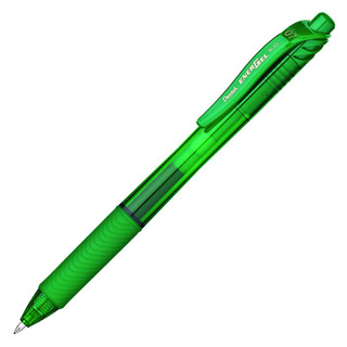 Pentel Energel X Retractable Pen - Green 0.7mm