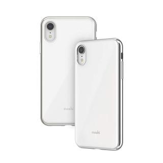 Moshi iGlaze Phone Case - iPhone XR - Pearl White