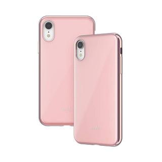 Moshi iGlaze Phone Case - iPhone XR - Taupe Pink