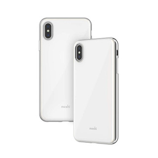 Moshi iGlaze Phone Case - iPhone XS Max - White