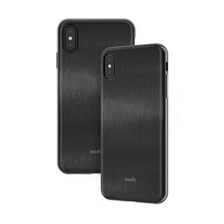 Moshi iGlaze Phone Case - iPhone XS Max - Black