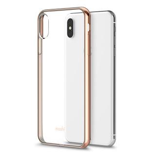 Moshi Vitros Phone Case - iPhone XS Max - Rose Gold