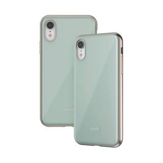 Moshi iGlaze Phone Case - iPhone XR - Light Blue