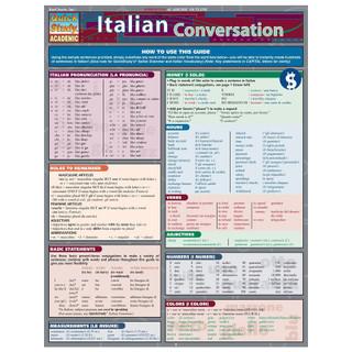Barcharts Italian Conversation