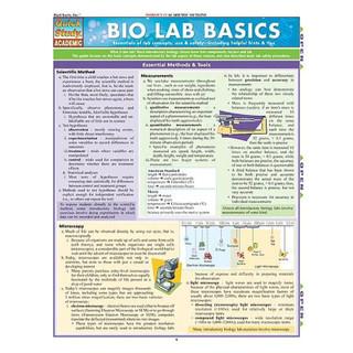 Barchart Bio Lab Basics
