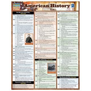 Barcharts American History 2