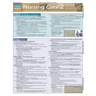 Barcharts Nursing Care 2