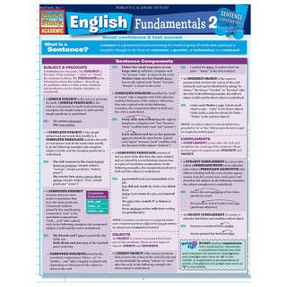 Barcharts English Fundamentals 2