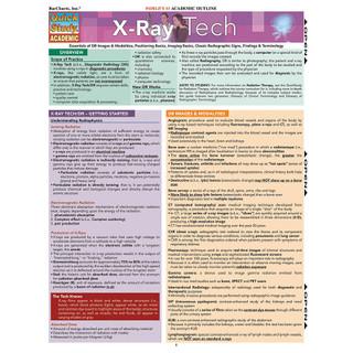 Barcharts X-Ray Tech