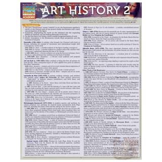Barcharts Art History 2