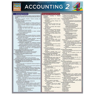 Barcharts Accounting 2