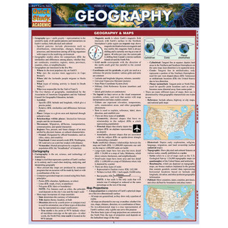 Barcharts Geography